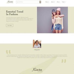 Stellar Fashion Website